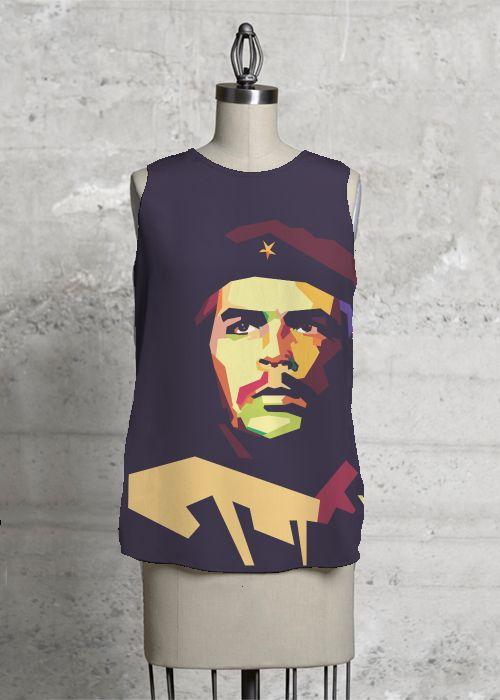 Che Guevara on WPAP Style