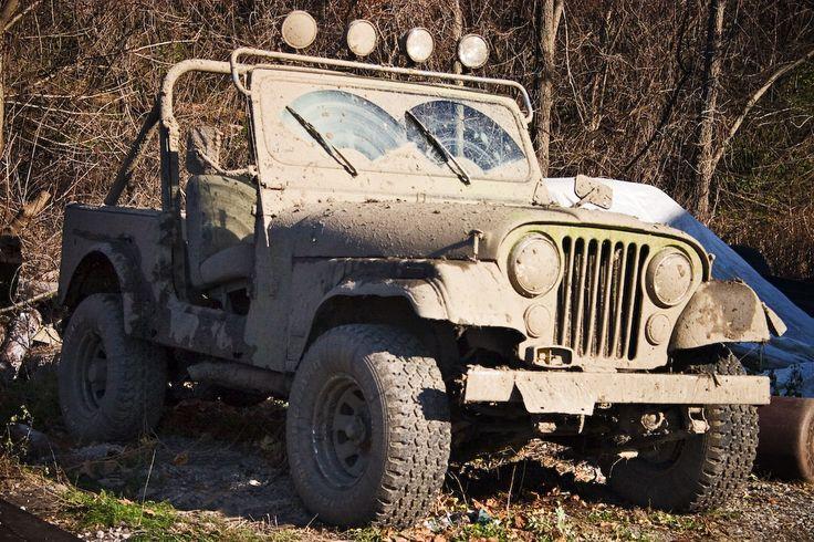 Jeep Truck >> Muddy Jeep | Muddy Jeeps | Pinterest | Jeeps, Jeep cj and Truck wheels