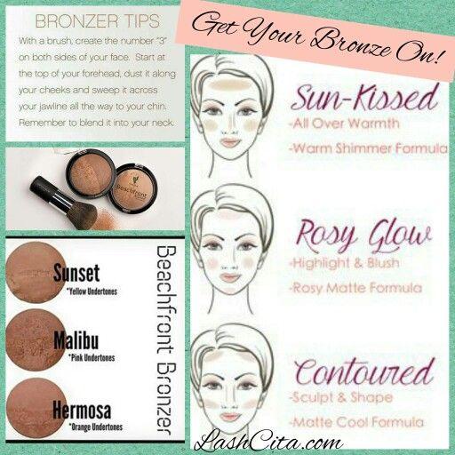 Bronzer Tips