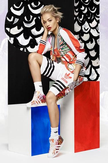 Rita Ora Dishes on Her New Adidas Collection, Dressing for Prom, and the  Perfect Selfie
