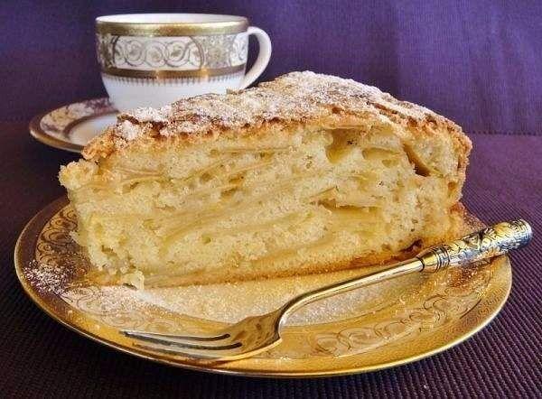 Пирог шарлатанка
