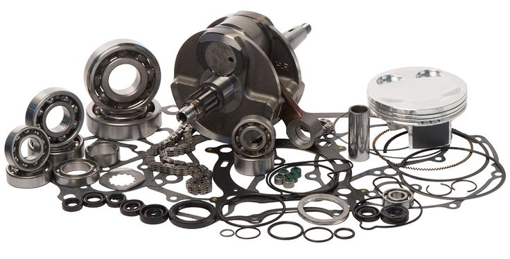 Wrench Rabbit WR101-079 Complete Engine Rebuild Kit for 2006-09 Yamaha YFZ450