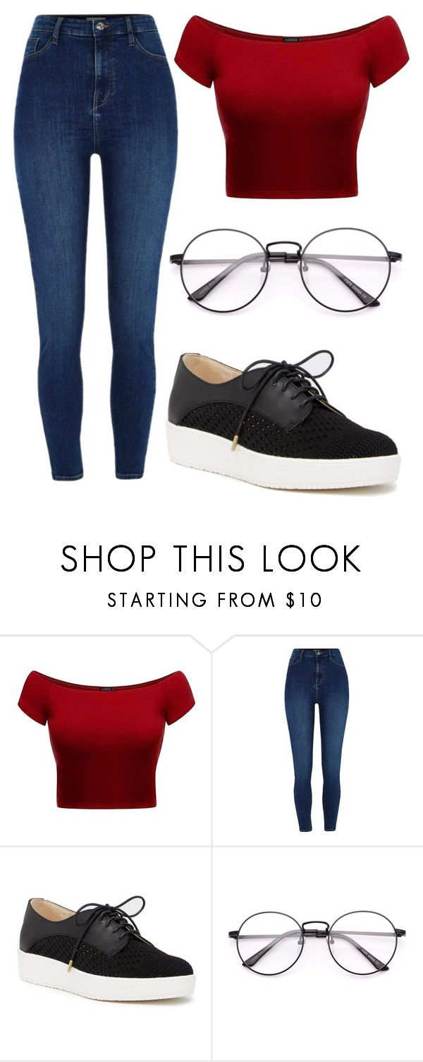 """""""Untitled #126"""" by kimmie-aiken on Polyvore featuring River Island and Dr. Scholl's"""