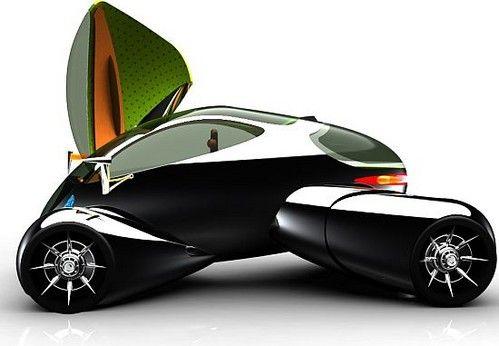 Most+Futuristic+Car | Future Transportation - Futuristic Car: 'Mutant-X' electric car ...