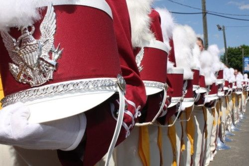 Image result for photo of Cadets shako
