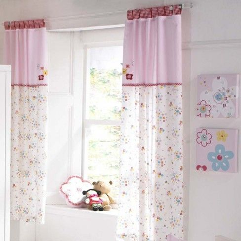 17 Best Images About Curtains For Little Girls Room On