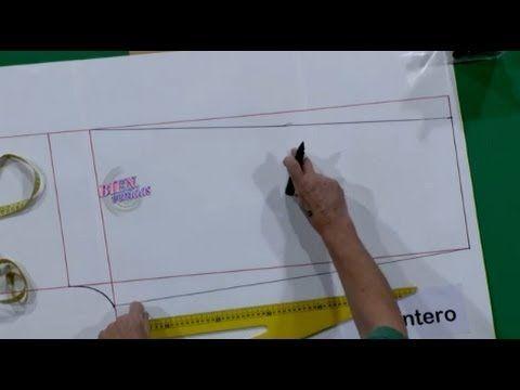 407 - Bienvenidas TV en HD - Programa del 05 de Mayo de 2014  Hermenegildo Zampar explica el delantero de un pantalón de talle especial.