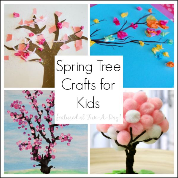 Featured 5 Spring Projects: Spring Crafts For Preschoolers