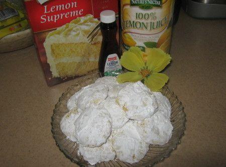 1000 Ideas About Lemon Cake Mixes On Pinterest Lemon