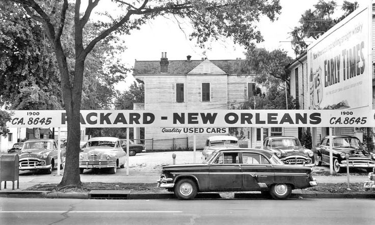 packard new orleans fading old line luxury in the big easy