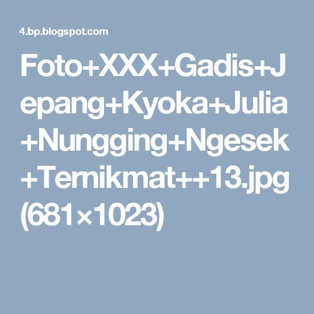 xxx Julia jepang