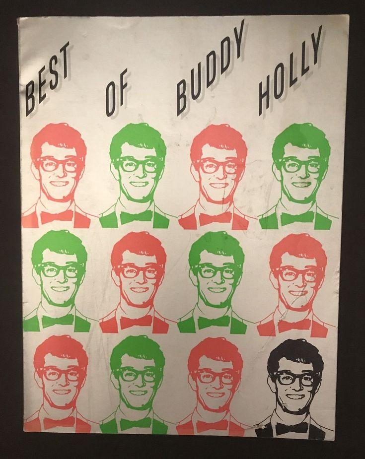 Lyric everyday lyrics buddy holly : 1209 best Buddy Holly images on Pinterest | Buddy holly, Ritchie ...