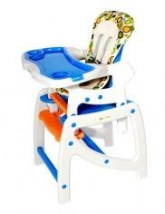 KinderKraft - Scaun de masa Multifunctional PLANET1