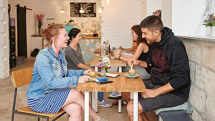 Misch Misch-Essen & Trinken-Cafés-Stuttgart