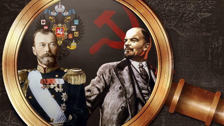 100 anos das Revoluções Russas