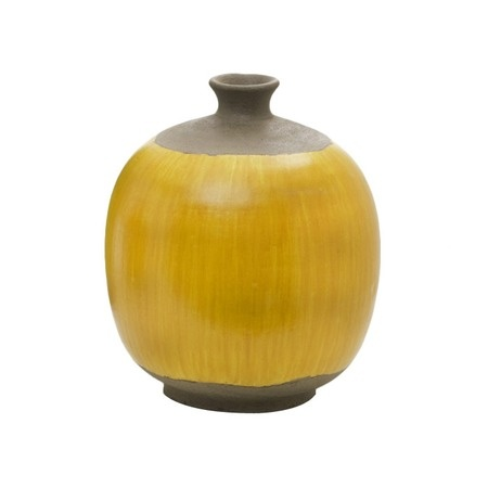 Tempe Vase - you could furnish the entire house in Walmart and this would still make me think 'chic'Rustic Appeal, Temp Vases, Colors Vases, Pairings Artisan Inspiration, Art Ideas, Pottery Vases, Artisan Inspiration Beautiful, Beautiful Things, Art Centerpieces