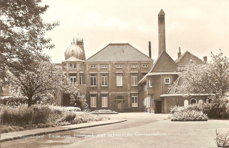 Emile van Loon Park | Roosendaal Nostalgie