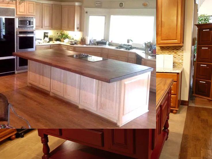 Wood Countertops Houston, Butcher Block Countertops Houston, Custom Wood Countertops  Houston, Custom Butcher