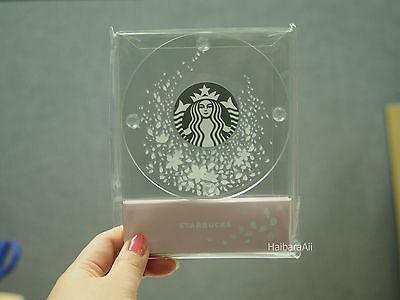 Starbucks Korea 2017 Cherry Blossom Round Coaster + Tracking number  | eBay