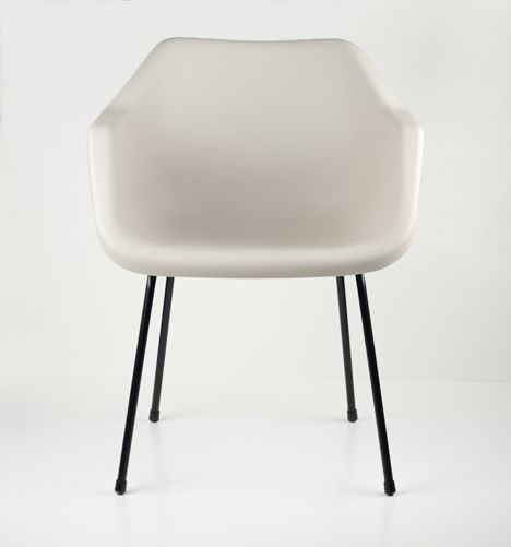 Robin Day's Polyside chair
