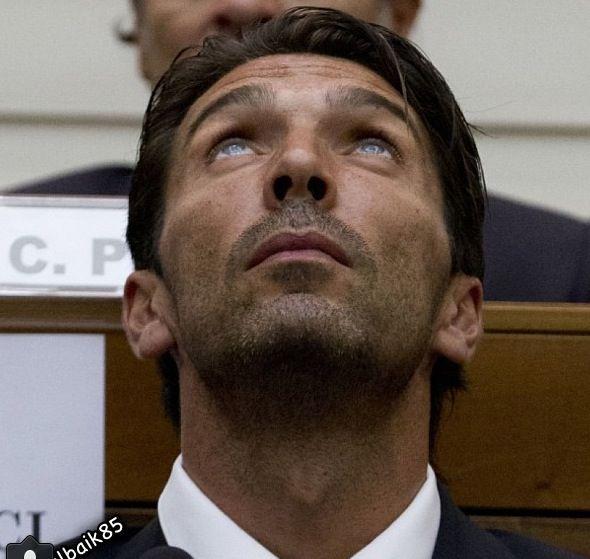 Gigi Buffon Juventus goalkeeper (world's greatest!)