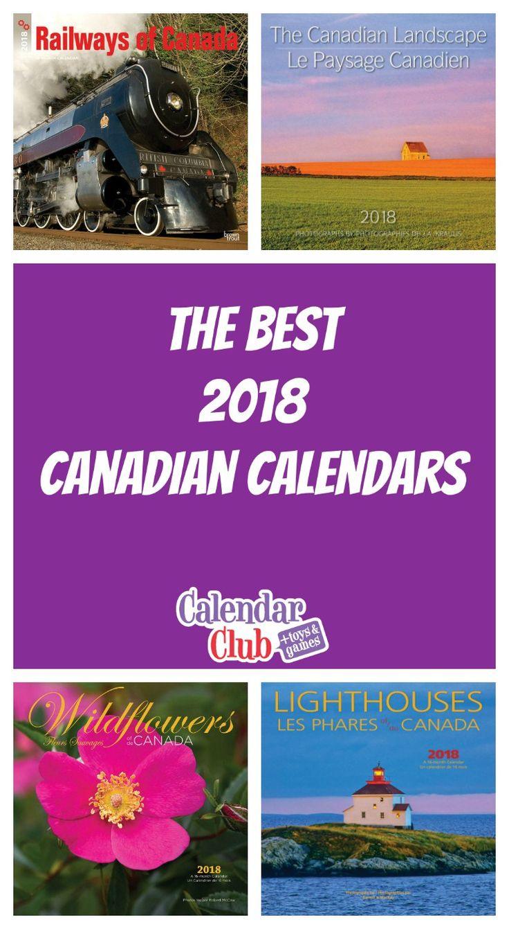 Canadian Calendars