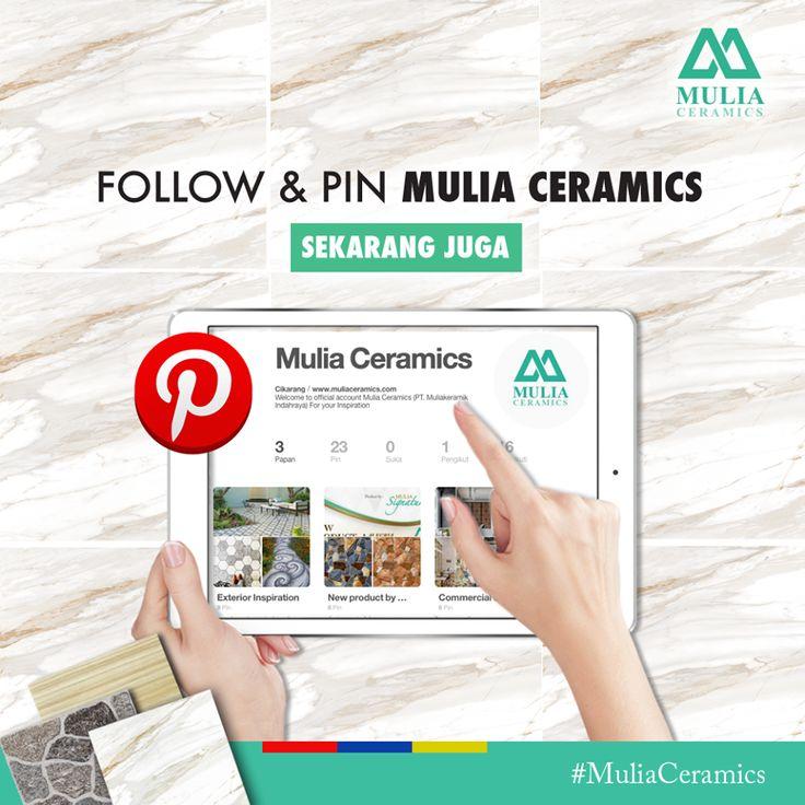 Follow Pinterest Mulia Ceramics : Mulia Ceramics