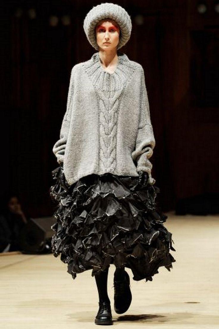Copenhagen Fashion Week Ivan Grundal Fall 11