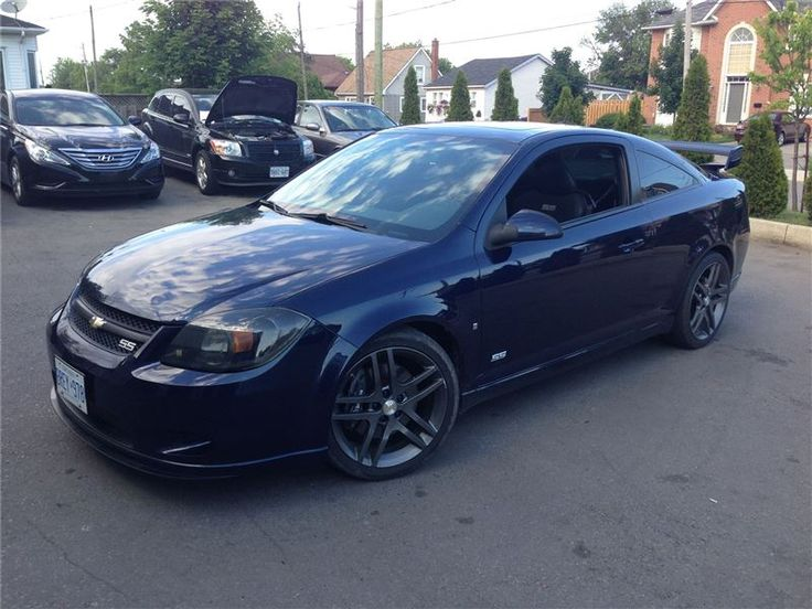 """Car - 2008 Chevrolet Cobalt SS in HAMILTON, ON  $14,500"""