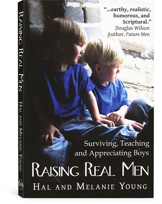 Raising Real Men. I need to read this.