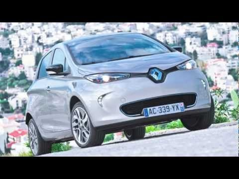 Renault Zoe Affordable Electric Car - 10 Second Car Videos   Renault have just released their first compact electric car with UK pricing starting at £13995  The first affordable electric car hits the road and is available from June  read more at http://www.drive.co.uk/renault