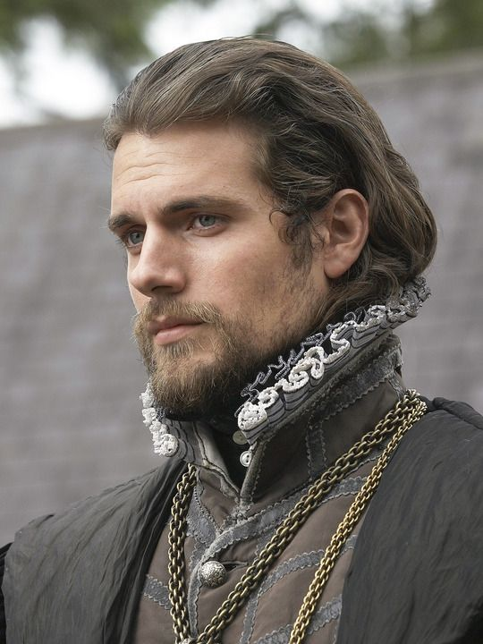 Charles Brandon, 1st Duke of Suffolk - Henry Cavill in The Tudors Season 4.