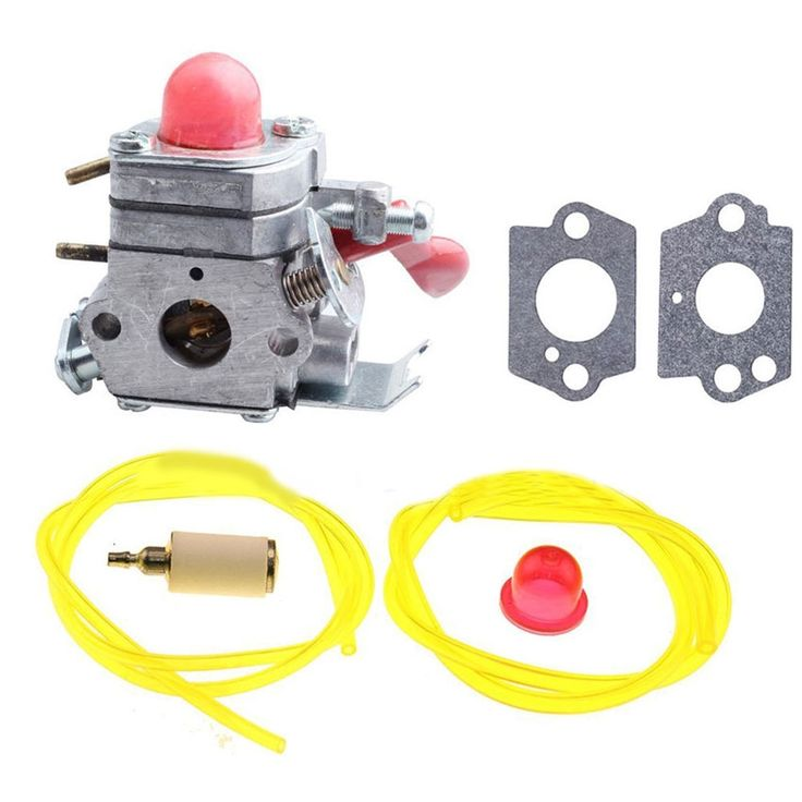 100.00$  Watch here - Carburetor Carb Fuel Filter Line for Poulan PP025 PP125 PP325 SM705 SM706 P4500 Gas Trimmer # 530071811 Chainsaw C1U-W19 Zama  #magazineonline