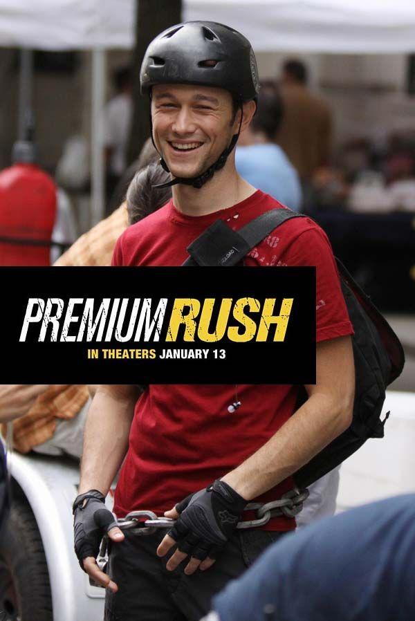 Premium Rush; give me anything involving Joseph. Please!