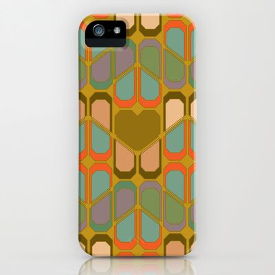 Love pattern iPhone & iPod Case by Mimi - $35.00