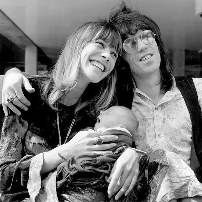 The Most Stylish Couples of All Time - Anita Pallenberg ...