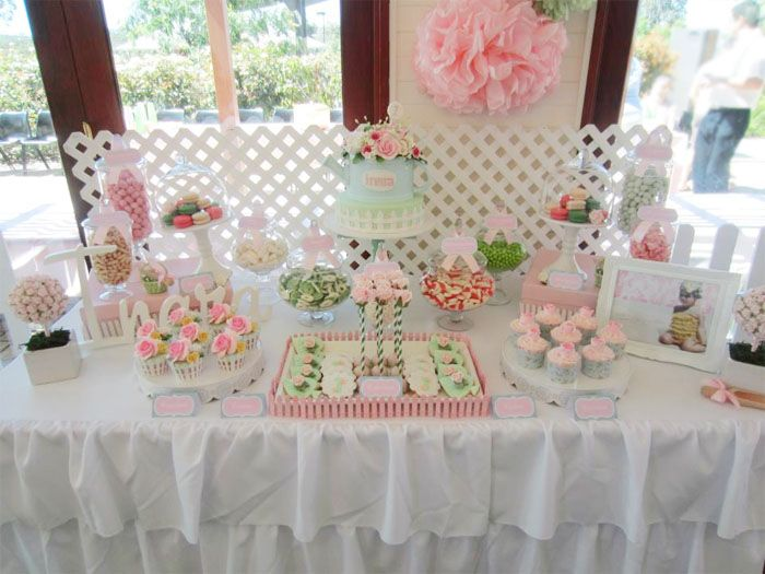 Little Big Company | The Blog: Rose Garden Themed 1st Birthday a joint collaboration with Cakes by Joanne Charmand and The White Room Photography