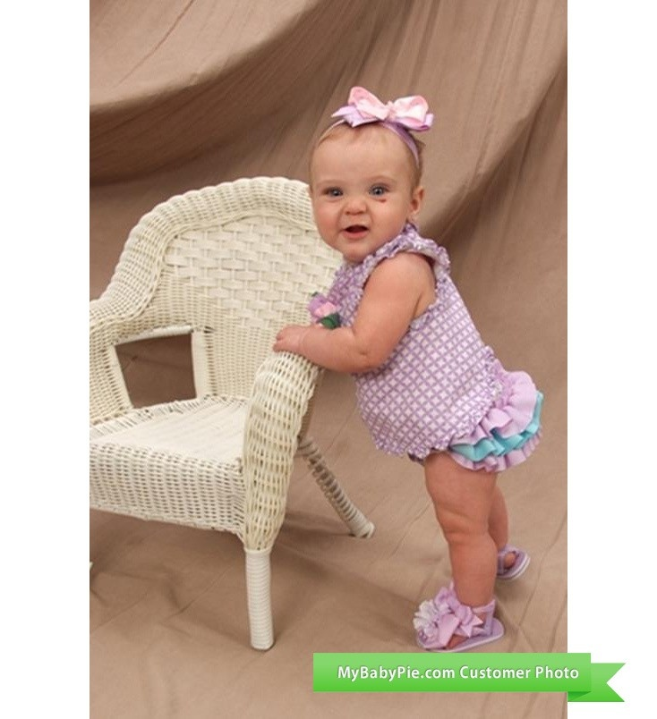 Caitley is looking cute as a button in her Baby Buds Flower Pot Pinafore and Bloomers Set  $34.95 http://www.mud-pie-baby.com/baby-buds-flower-pot-pinafore-and-bloomer-set-by-mud-pie-19448