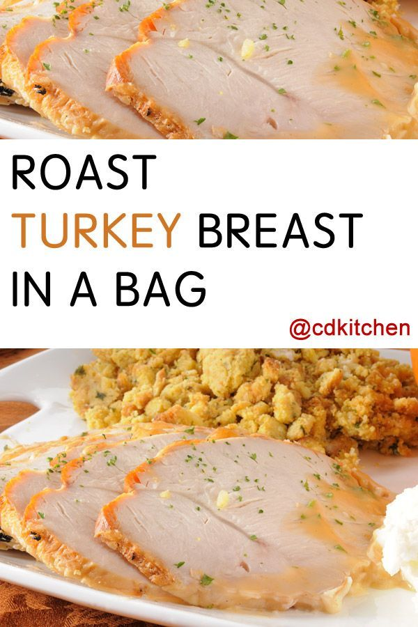 Made with all-purpose flour, bone-in turkey breast, salt, black pepper, butter, onion, bay leaves | CDKitchen.com