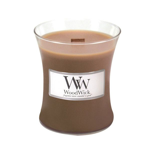 WoodWick Vintage Leather Scented Candle – Just Scented Candles