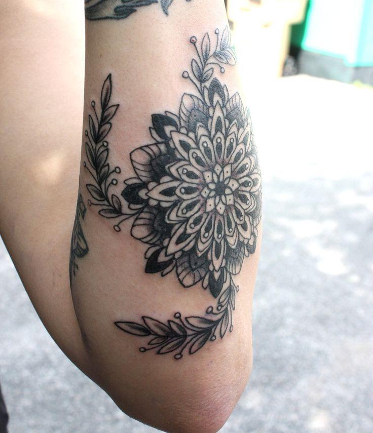 flower & mandala tattoos