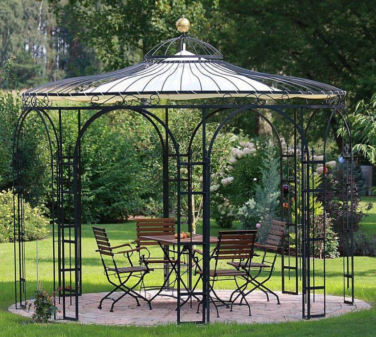 1000 ideas about gartenpavillon metall on pinterest. Black Bedroom Furniture Sets. Home Design Ideas