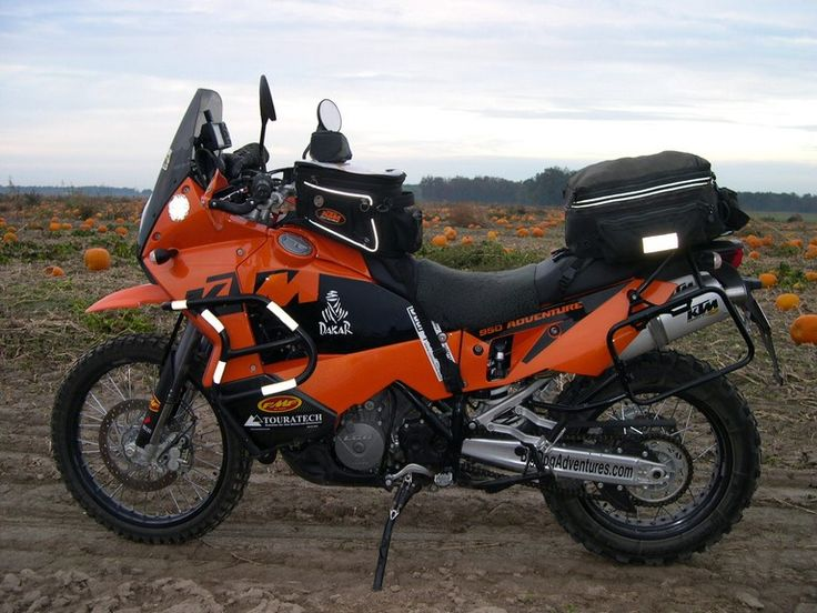 Adventurous KTM Adventure 990!