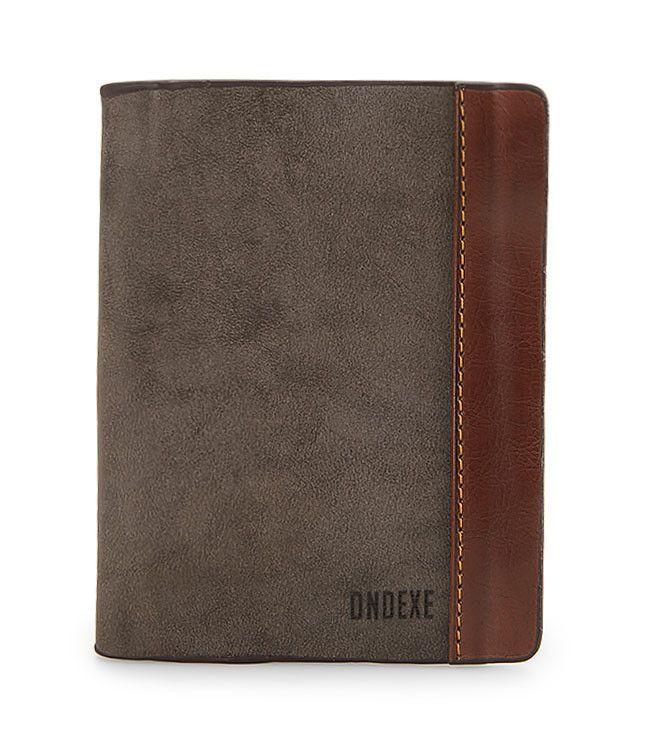 Simple wallet that made from good quality material, a minimalist style wallet with one main compartment, card slot, DND logo in front, leather accent on the tip and stitching accent detail. Perfect wallet for gift or everyday use.   http://www.zocko.com/z/JGjwK
