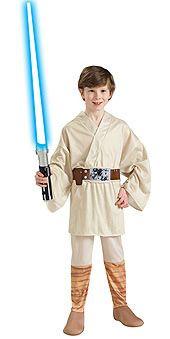 Disfraz niño Luke Skywalker, Star Wars