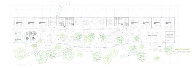 Gallery of Sou Fujimoto-Led Team Selected to Design Ecole Polytechnique Learning Centre in Paris - 12