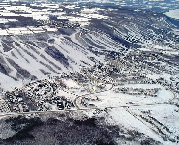 Blue Mountain, Collingwood, Ontario