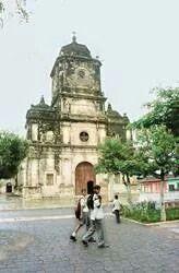 Basílica Santa Ana  Nandaime, Ganada, Nicaragua.