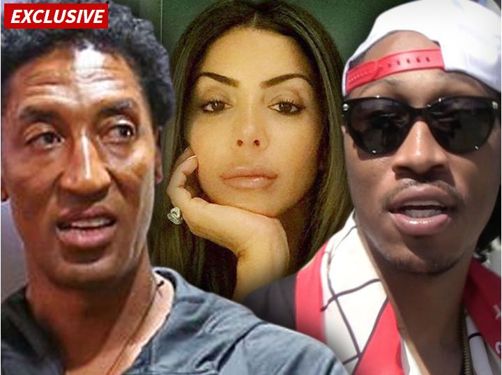 Scottie Pippen Wife, Larsa Younan CHEATED With Rapper Future; Ex-NBA Star Files For DIVORCE - http://www.ratchetqueens.com/scottie-pippen-wife-larsa-younan-cheated-with-rapper-future-affair-divorce.html