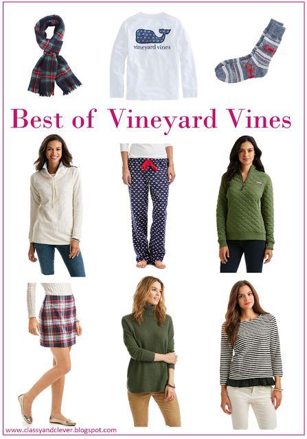 Classy & Clever: Vineyard Vines Favorites
